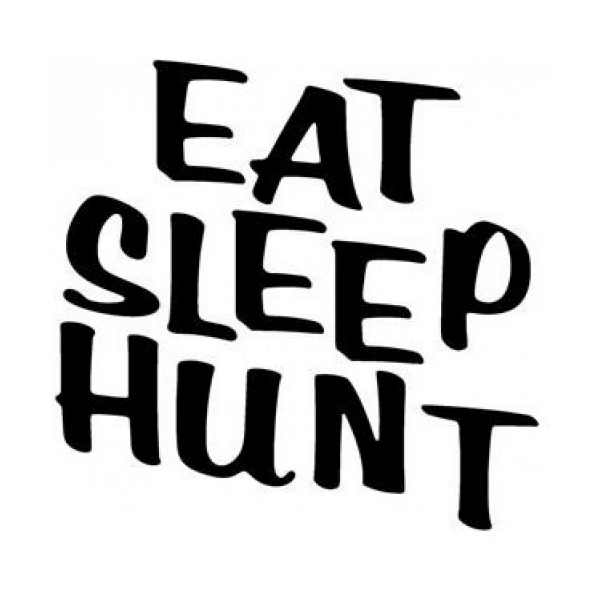 Eat Sleep Hunt Decal