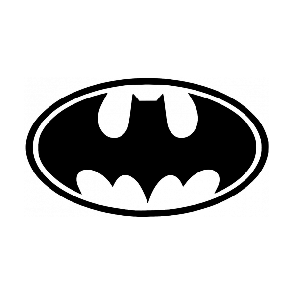Batman Bat Man Decal
